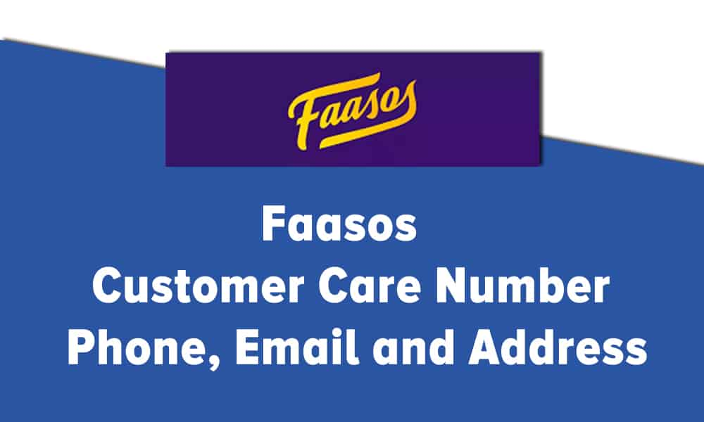 Faasos Customer Care Number Phone Email and Address