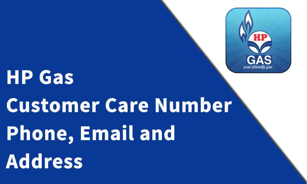 HP Gas Customer Care Number