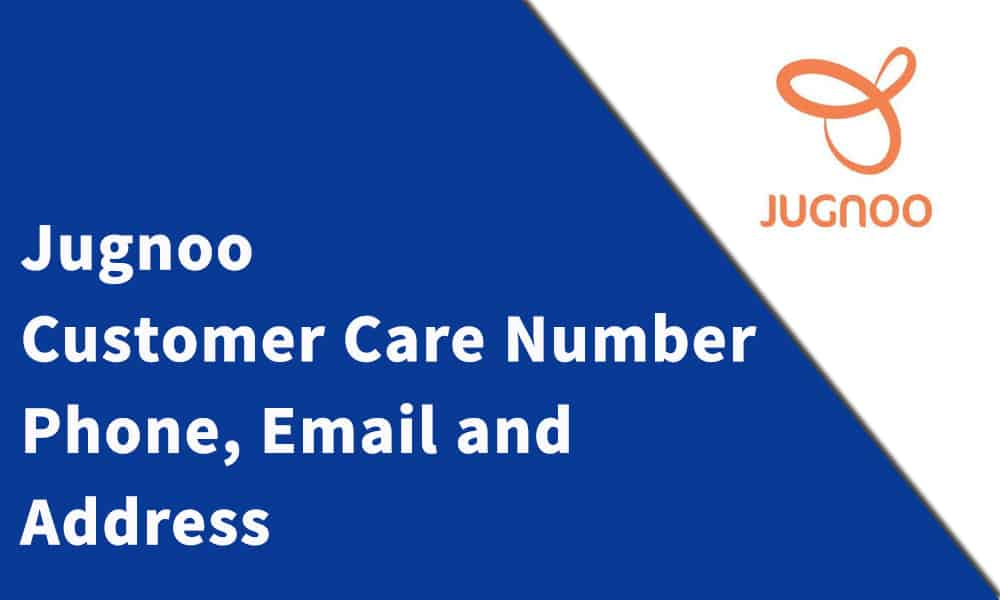 Jugnoo Customer Care Number
