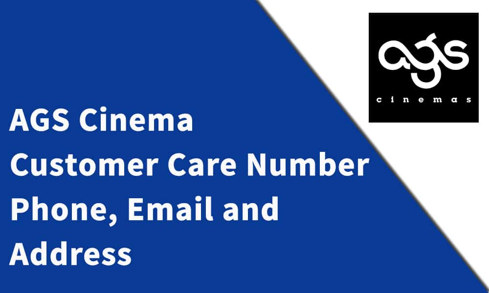 AGS Cinema Enquiry Customer Care Number,Phone, Email and Address
