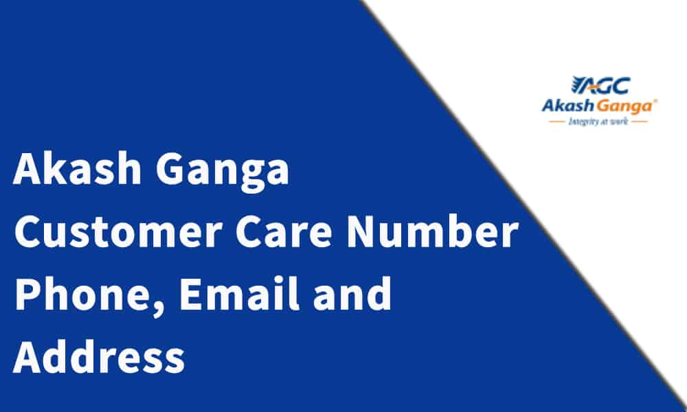 Akash Ganga Courier Customer Care Number