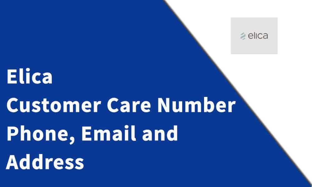 Elica Customer Care Number