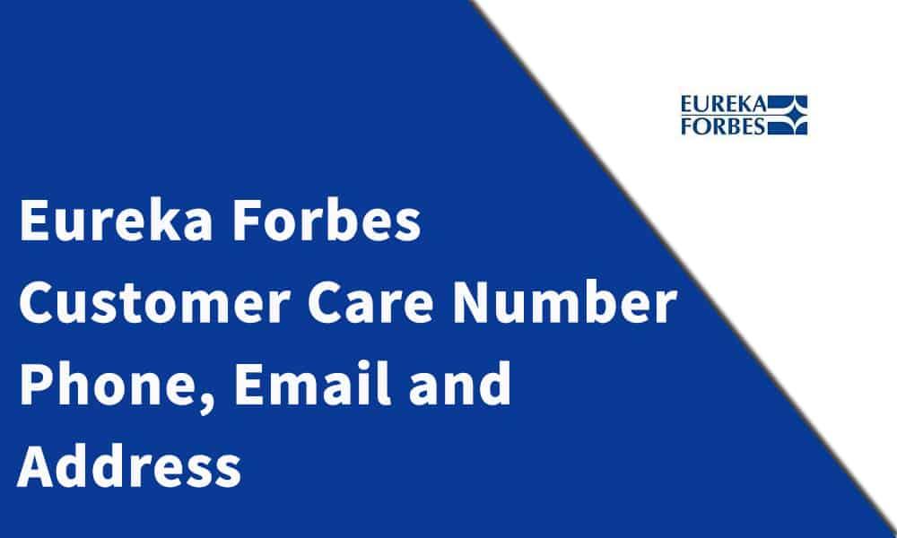 Eureka Forbes