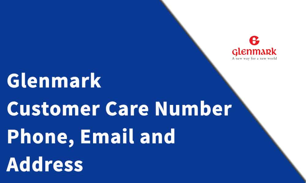 Glenmark Pharmaceuticals Customer Care Number