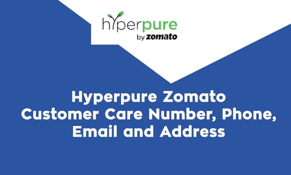 Hyperpure Customer Care Number