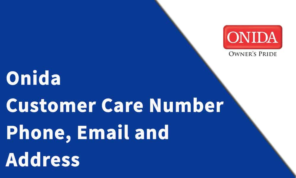 Onida Customer Care Number, Phone, Email and Address