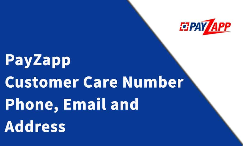 PayZapp Customer Care Number, Phone, Email and Address