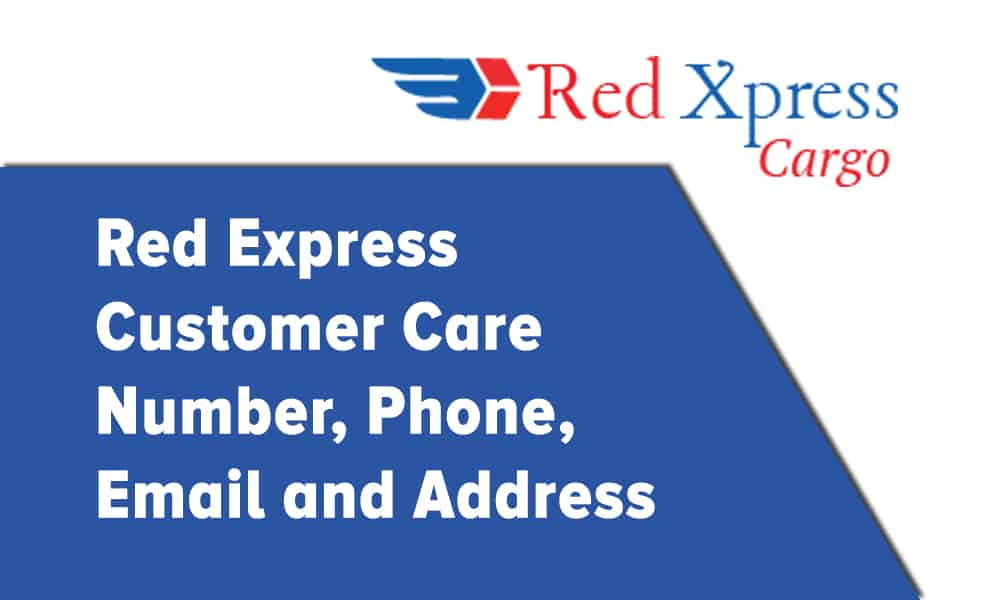 Red Express Customer Care Number, Phone, Email and Address