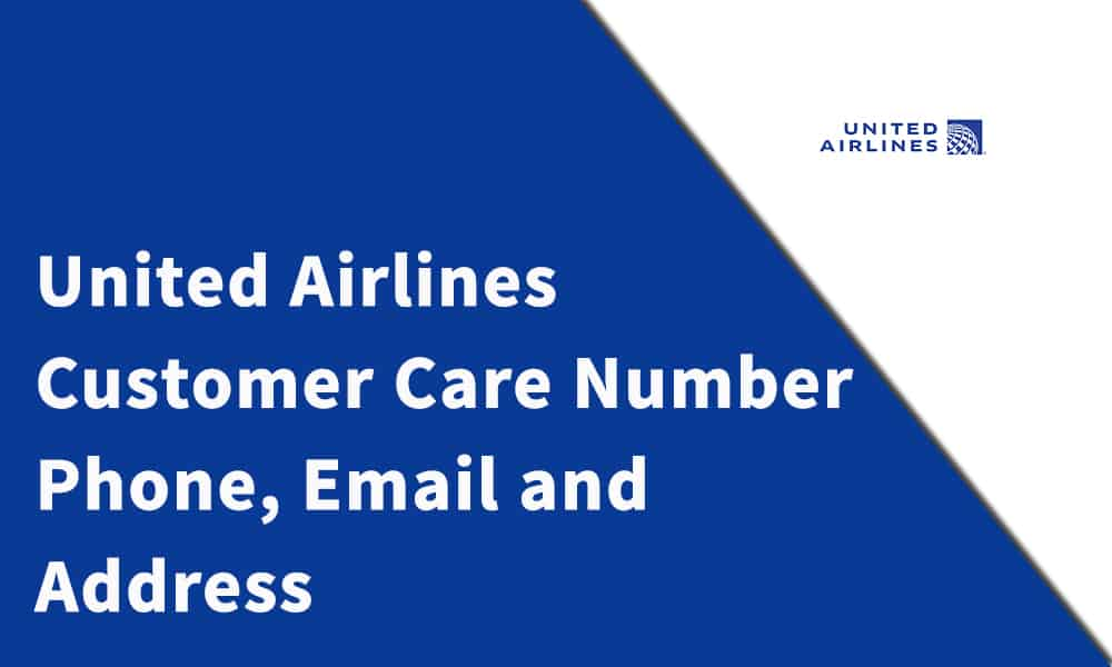 United Airlines Customer Care Number