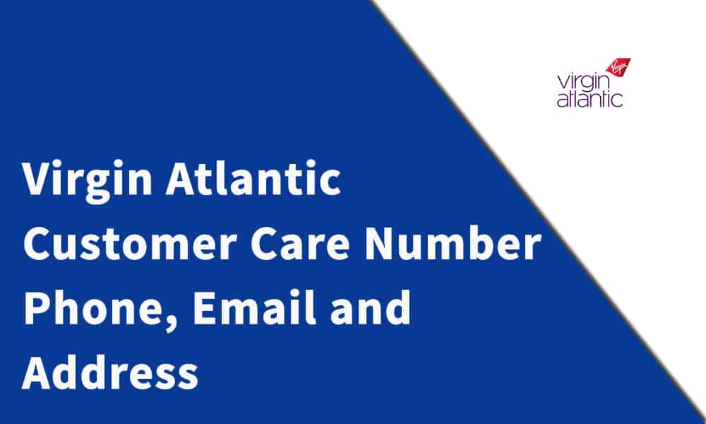 Virgin Atlantic Airways Customer Care Number