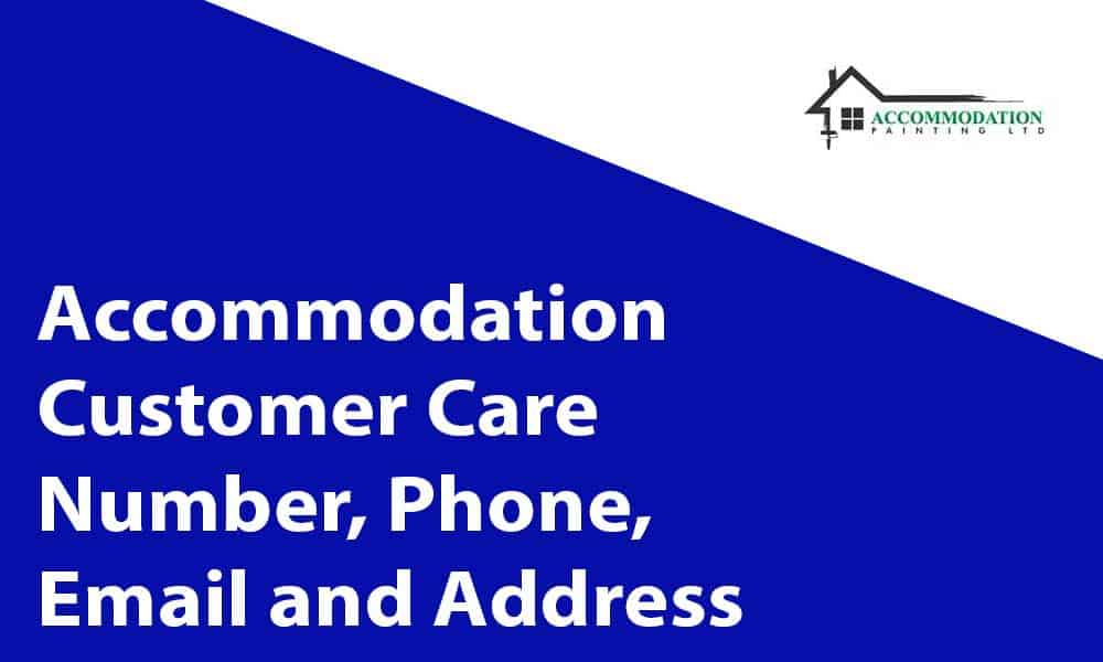 Accommodation Customer Care Number