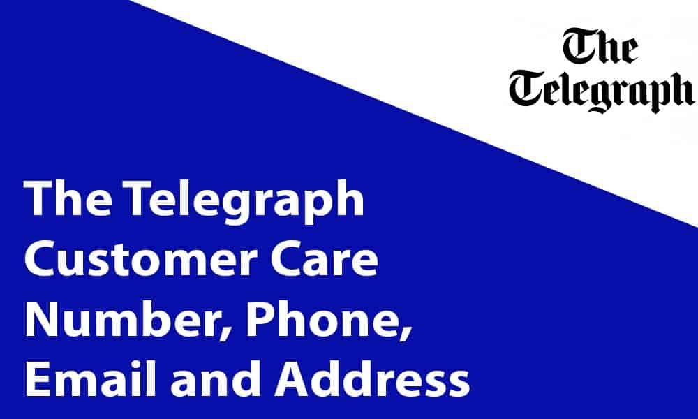 The Telegraph Customer Care Number