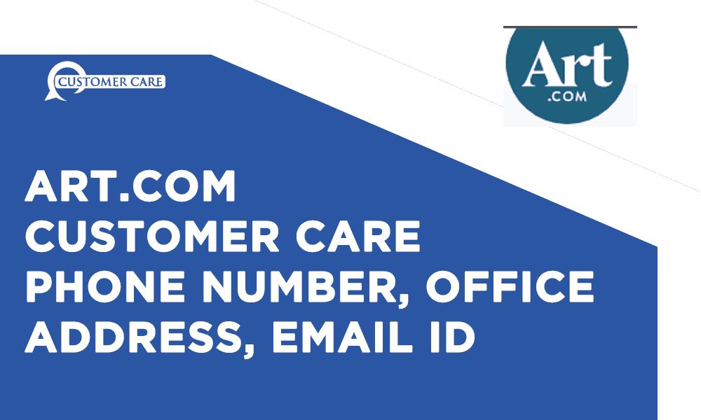 Art.com Customer Care Number