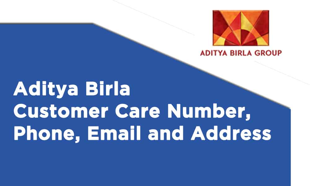 Aditya Birla Customer Care Number
