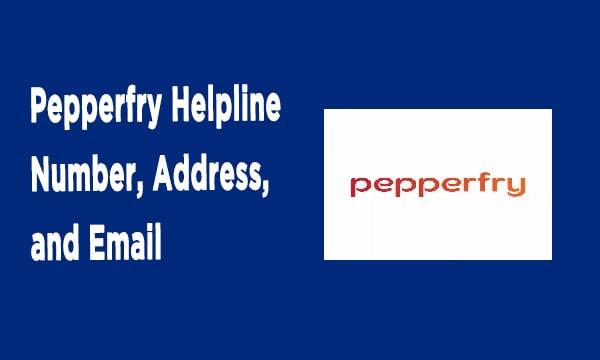 Pepperfry Helpline